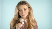 Премиера 2о15 • Sabrina Carpenter - The Middle of Starting Over ( Official Music Video) + Превод