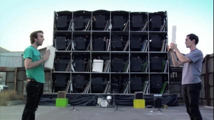 Hollerado - Americanarama (official Video)