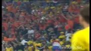 печелившият гол на Холандия
