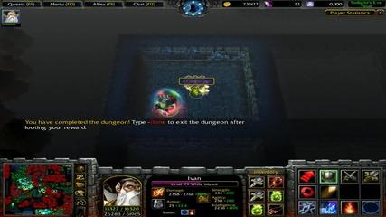 Warcraft 3 Twilight's Eve map [хидрата умря]