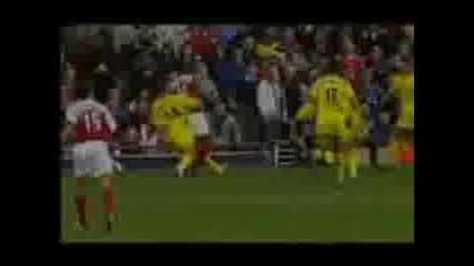 Ronaldinho Vs. T.henry