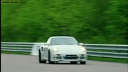 Porsche 911 Turbo vs Nissan Gtr Sportec