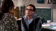 Теория за големия взрив / The Big Bang Theory Сезон 1 Епизод 3 Бг Аудио