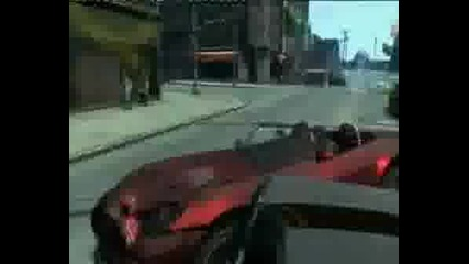 Grand Theft Auto Iv Gameplay 1