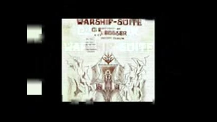 C.b. Busser - Warship Suite [ full album 1979 ] progresiv rock Switzerland