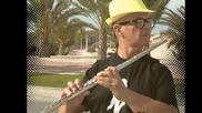Cane Nikolovski (flutist) - Ah Kade E Mojto Libe - instrumental