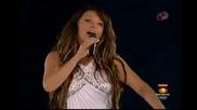 Откриване на Олимпийските игри: Sarah Brightman & Liu Huan - You And Me - Beijing Olympic Song - 2008