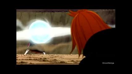 Naruto and Sasuke Shippuuden