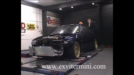 Nissan Skyline Gtr 1400 Hp Dyno Test