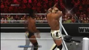 Smackdown Vs Raw 2011 - Wwe Universe Ep.1 - Kofi vs Shelton on Raw (gameplay Commentary)