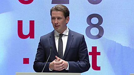 Австрия: Курц и Туск се договориха за задълбочаване на сътрудничеството с Египет за миграцията