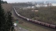 Bnsf_up Grain Train 3-18-13