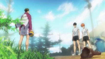[otakubg] Haikyuu S2 - 01 720p