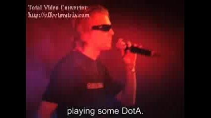 Bass Hunter - Dota Song