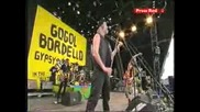Gogol Bordello - Super Taranta