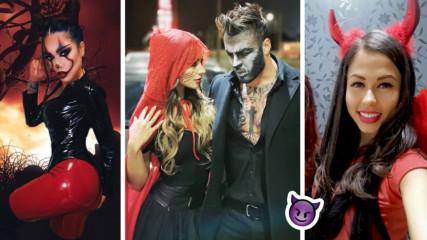 Звездите от VIRAL са секси дяволчета на Хелоуин! Вижте ги!