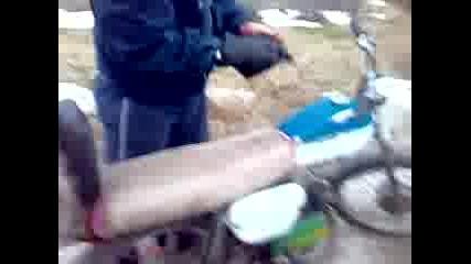 По Пътя за Буково Поредния ремонт