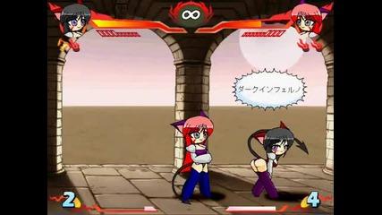 Японска игра с пърдящи момичета - спешъли!