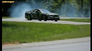 Ford Mustang Rtr - Drift vs Grip