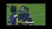23.1.2010 Валядолид - Барселона 0 - 3