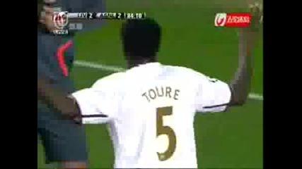 Liverpool - Arsenal 4:2 - Страхотен Мач !