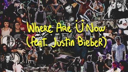 Н О В О !! Justin Bieber ft. Skrillex and Diplo - Where Are Ü Now