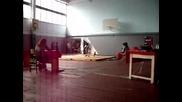 Цветан Бачийски - 60кг Изтласкване (сквт Спартак 2005 Плевен)