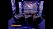 Титаник 'потъна' в X Factor Bulgaria!-смях
