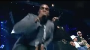 Wisin & Yandel Feat Don Omar & Miguelito - La Pared (live On Stage 2oo8)