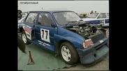 Opel kadett gsi 4x4 tech