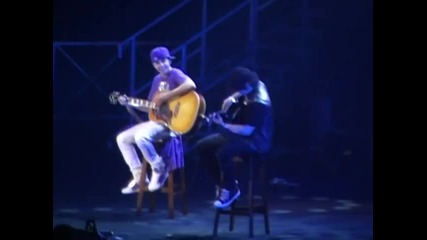 Джъстин пее Favorite Girl в Джакарта,индонезия! 23.02.2011
