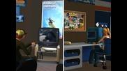 Sims™ 2 University Life Collection Трейлър + Бг превод