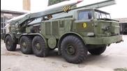 Руска военна машина зил 135