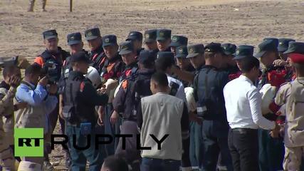 Egypt: EMERCOM commemorate Sinai plane crash victims
