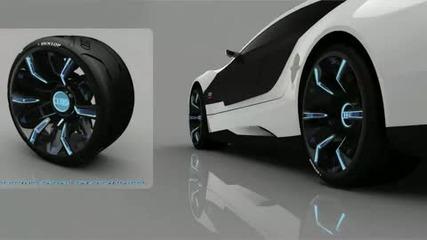 Аudi А9 колата , която изуми света