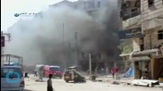 Syria Says at Least 23 Killed in Rebel Shelling in Aleppo