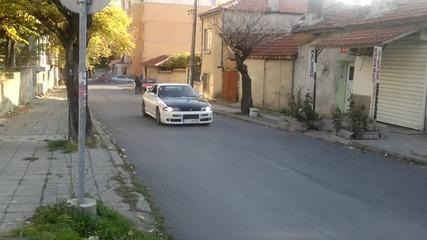 Nissan Skyline rb25det