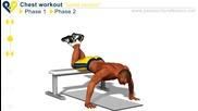 Упражнения за гърди- Level 1