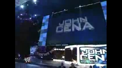 Jeff Hardy vs John Cena Part 1/2