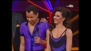Dancing Stars - Venzy и Ралица cha-cha (11.03.2014г.)