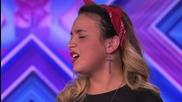 Lauren Platt sings Queen Latifah's I Know Where I Have Been - The X Factor Uk 2014
