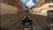 Trackmania 2 - Canyon Gameplay №2