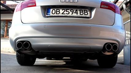 Audi A6 3.0 Tdi - Milltek exhaust Video 1