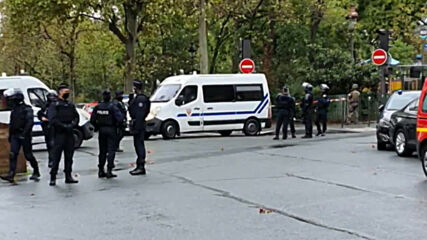 France: Two suspects arrested after stabbing attack near former Charlie Hebdo office