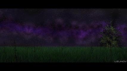 Млечният Път (test) - 3d Анимация