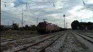 86 019+86 013 с товарен влак