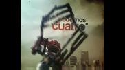 Cuatrobots - Iker Casillas