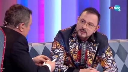 д-р Николай Георгиев в Забраненото шоу на Рачков (28.03.2021)