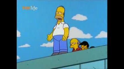 [s14 ep20] Семейтсво симпсън [бг Аудио] / The Simpsons Bg Audio (05.07.2009)