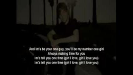 Justin Bieber - One Time Remix (feat. J.reyez)